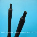 Aislante de tubo termocontraíble de la poliolefina semirrígida de la protección del harness del alambre del automóvil