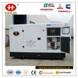 L'engine 72.5-900kVA/58-720kw de Shangchai autoguident le groupe électrogène diesel utilisé