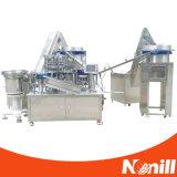 Máquinas descartáveis da produção da seringa de 3 porções