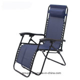Silla de playa del salón de la silla de plegamiento de la gravedad cero