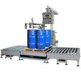 O enchimento seco Semi automático do eixo helicoidal do pó da farinha pesa a máquina de empacotamento de enchimento