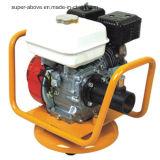 Engine vibrante concrète d'essence de Honda
