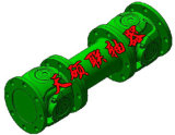 Tanso Swp-a Cardan 샤프트 또는 범용 이음쇠