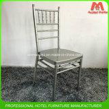 금속 금 Tiffany Chiavari 의자를 겹쳐 쌓이는 선전용 싼 가격