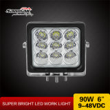 Il CE ha passato l'indicatore luminoso del lavoro di IP68 90W LED per resistente