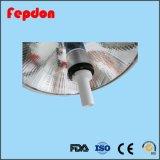 op Licht van de Verrichting van Shadowless van het Instrument van het Plafond het Medische (ZF600/600)