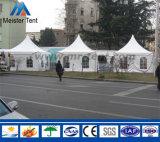 3-10 m Span Square Shape White Pagoda Party Tent Gazebo