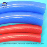 Nahrungsmittelgrad verdrängte Silikon-Gummi-Rohrleitung für Sleeving