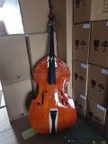 Instrumentos musicais do preço 4/4 barato por atacado Contrabass para a venda