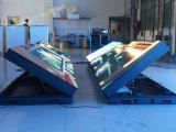 フルカラーP8、P6、P10との屋外広告のための前部開いたLED印