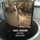 Máquina de capa profesional del acero inoxidable