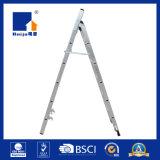 Bestep 2 de Sectie Gecombineerde Ladder van het Aluminium