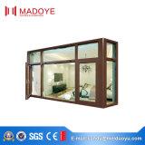 Окно Casement низкой цены предложения поставщика Китая для резиденции