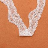 Laço elástico do Crochet do laço dos acessórios do vestuário