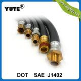 Yute SAE J1402 boyau de frein à air de 3/8 pouce avec le POINT