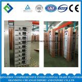 電力配分のキャビネットまたは電気開閉装置または電気キャビネット