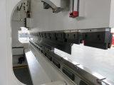 máquina de dobra servo Eletro-Hydraulic do CNC da placa de metal da folha de 100t 3200mm