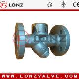 Form-Stahl flanschte thermodynamische Dampf-Falle