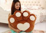 Оптовая подушка сиденья медведя шаржа волокна Micro OEM 100%