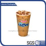 Copo de café descartável dos PP do plástico