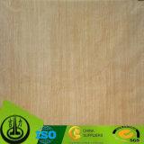 Papel decorativo da grão de madeira da cereja para a mobília e o assoalho