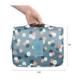 مرحاض مستحضر تجميل يجعل حقيبة, فوق حقيبة