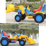 El carro del excavador RC del coche RC de la ingeniería juega el carro de la retroexcavadora