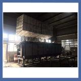 Placa de acero inoxidable Interior Bloque máquina de moldeo