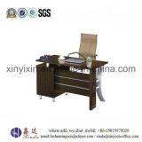 黒いカラーオフィス用家具のメラミン支配人室の机(MT-96#)