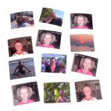 Impresión de encargo a todo color de los imanes de la foto de la mejor calidad para la decoración