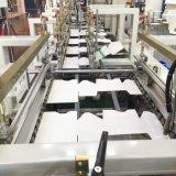 Máquina automatizada de Gluer de la carpeta de la disposición con memoria del trabajo