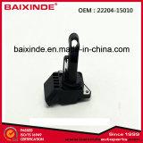 Capteur de débit de masse du capteur MAF 22204-15010 pour Toyota Corolla; LEXUS GS430, SC430; CHEVROLET Prizm;