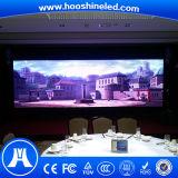 Visualización de LED de alquiler de las películas excelentes de la calidad P4 SMD2121 Sexi