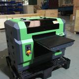 가장 싼 가격 평상형 트레일러 UV 인쇄 기계 A3 크기, UV 전화 상자 인쇄 기계