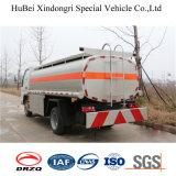 5ton Foton 유로 4 연료 탱크 트럭