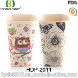2016 heißer Verkaufs-recht Entwurfs-Bambusfaser-Cup (HDP-2011)