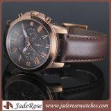 Wristwatch кварца нержавеющей стали вахты популярных людей франтовской