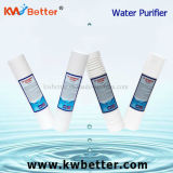 De Patroon van de Zuiveringsinstallatie van het Water van pp met de Gesponnen Patroon van de Filter van het Water