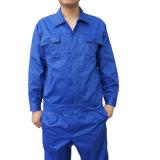 L'usura del lavoro degli uomini copre l'uniforme poco costosa del Workwear del cotone del lavoro