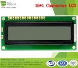 schermo dell'affissione a cristalli liquidi del carattere 16X1, MCU 8bit, comitato dell'affissione a cristalli liquidi di FSTN/Gray, PANNOCCHIA LCM