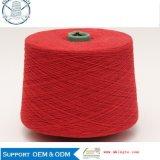 Amorçage 100% de couture de matière première de polyester