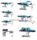 Медицинская протезная гидровлическая автоматическая электрическая таблица Operating