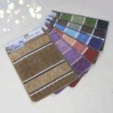 Diseño de la manera del forro de los Doormats TPR de los PP con 6 colores y diseños