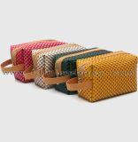 卸し売り防水ライニングの構成袋のコンパクトのジッパーの化粧品袋