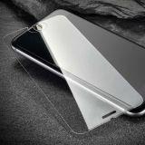 HDの反指紋0.33mm /9hの硬度は十分にプラスiPhone 7/7のための緩和されたガラスフィルムをカバーした