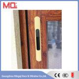 Ventana de desplazamiento de aluminio modificada para requisitos particulares de la talla y del diseño Mq-01