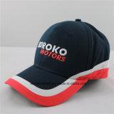 La marca de fábrica modificada para requisitos particulares hizo publicidad de la gorra de béisbol del deporte de la promoción