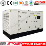 Комплект генератора Cummins звукоизоляционного электричества электростанции 300kw тепловозный
