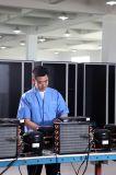 De Automaat van de Verkoop van de Kleren van de teddybeer en van de Training voor Verkoop