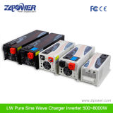 чисто волна синуса 2400W с инвертора UPS заряжателя 24V инвертора решетки инвертора солнечного солнечного